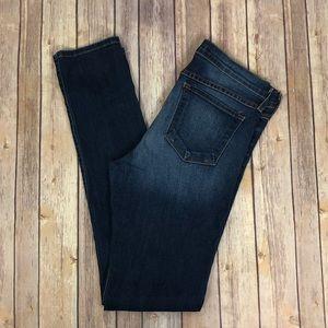 FLYING MONKEY Skinny Jeans Dark wash Stretch
